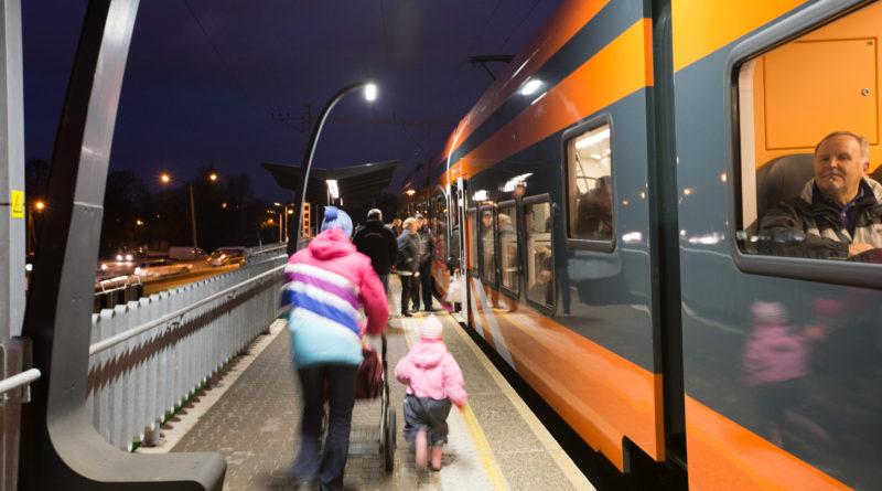 Riik asub kavandama raudtee elektrifitseerimist