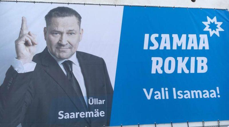 Justiitsminister Raivo Aeg plaanib välireklaami keelu tühistamist