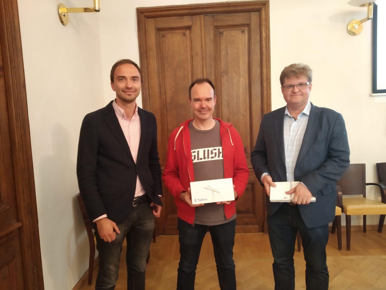 TalSinki tunneli toetusrühm: Tallinn peaks võtma projektis juhtiva rolli. Lisatud galerii