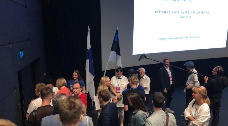 Riina Solman: Tugevad ja terved pered on meie rahva elujõu kandjateks nii Eestis kui välismaal