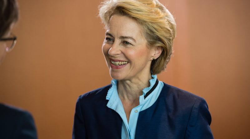 ELi liidrid näevad Euroopa Komisjoni presidendina Saksa kaitseministrit