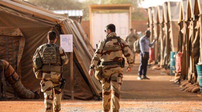 Terroristid ründasid Eesti kaitseväelaste baasi Malis