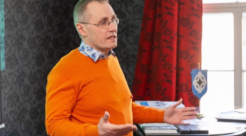 Tõnis Lukas: Isamaa seisab Eesti Keele Instituudi ja Keeleinspektsiooni sõltumatuse eest!