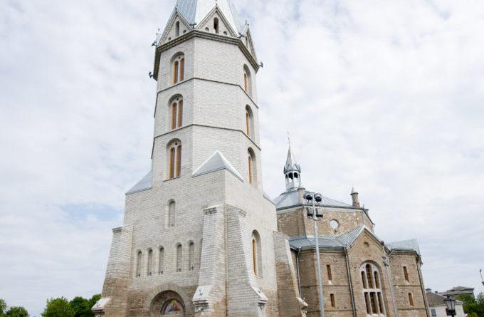 Valitsus otsustas anda Narva Aleksandri kiriku ehitustöödeks ligi 850 000 eurot