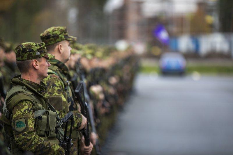 Valitsus kutsub reservväelased lisaõppekogunemisele Okas 2019