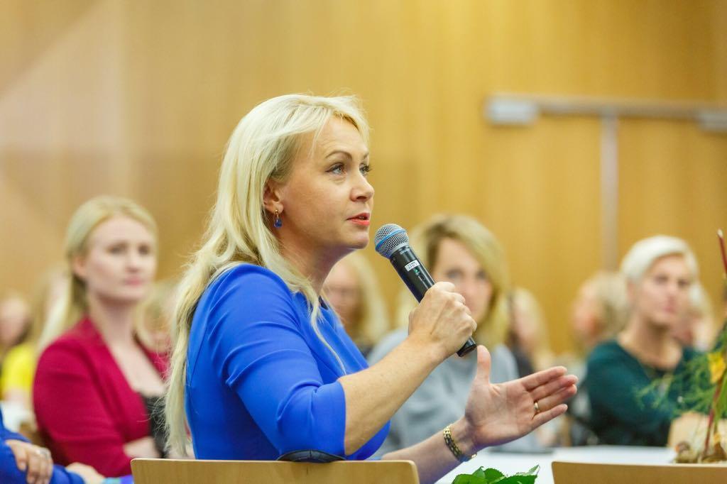 Riina Solman: inimesed hindavad tööandja valikul üha enam pere- ja tööelu ühildamise võimalusi