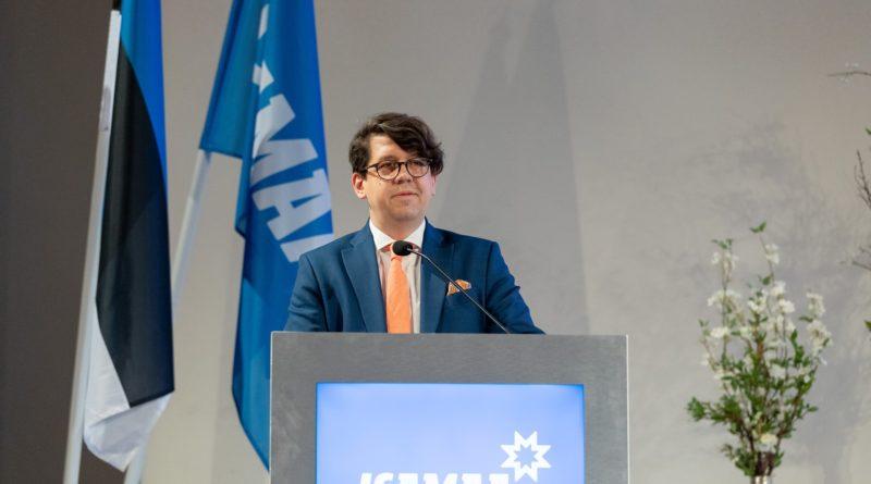 Priit Sibul: hoides, kaitstes ja arendades eesti keelt hoiame ja kaitseme Eestit