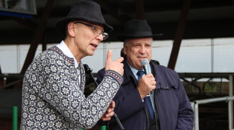 Tiit Niilo: Talumees peab riigi tähtsaimaks rolliks mustkattega teede ehitust