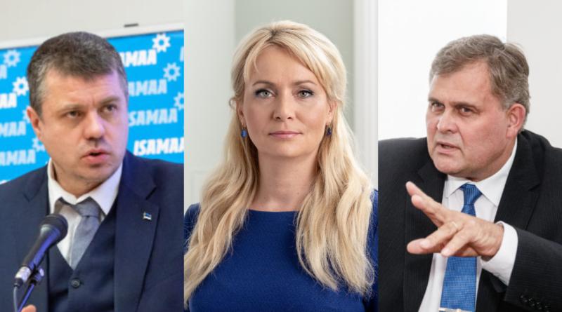 Isamaa ministrid andsid Mary Krossi valetamisjuhtumi lahendusele oma hinnangu