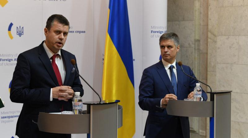 Reinsalu välisvisiidil Kiievis: Ukraina vajab Euroopa Liidu ühemõttelist ja selget toetust