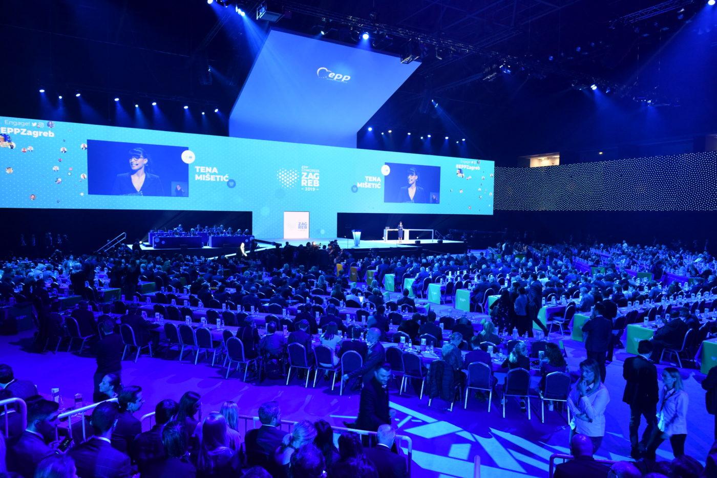 Euroopa Rahvapartei leidis üksmeelselt, et EL-i laienemise blokeerimine on suur strateegiline viga