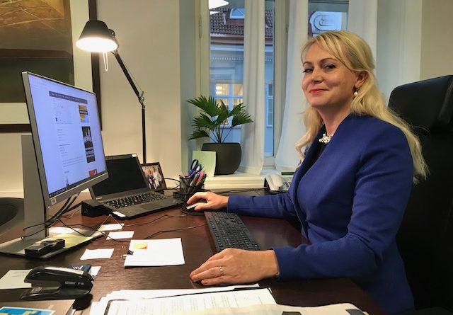 Rahvastikuminister Riina Solman: tarkusepäeva rõõmsat õhinat tuleb kiusu eest kaitsta