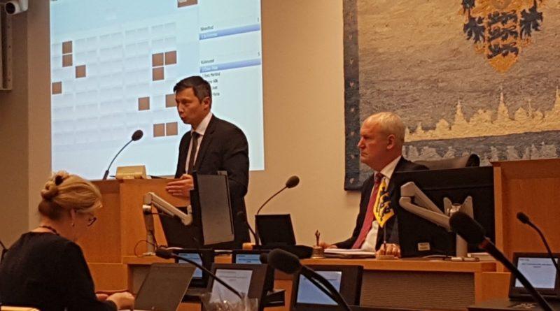 Tallinna linnapeakandidaat peab edaspidi enne hääletust ennast linnavolinikele põhjalikult tutvustama