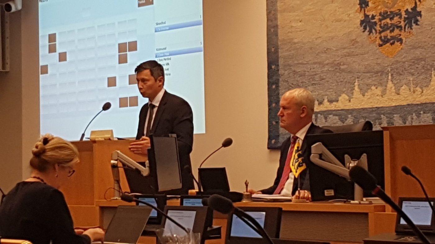 Isamaa ettepanekul eraldas Tallinn rahalisi vahendeid eesti keele õppematerjalideks