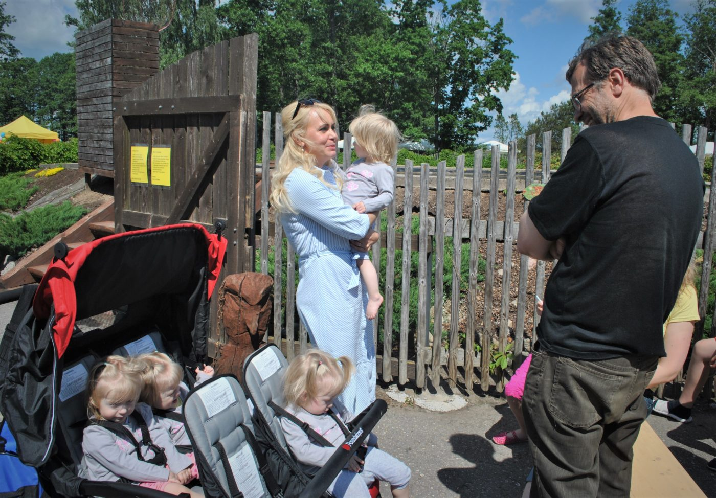 Riina Solman: järgmisest aastast kasvab lasterikastele peredele suunatud kodutoetus