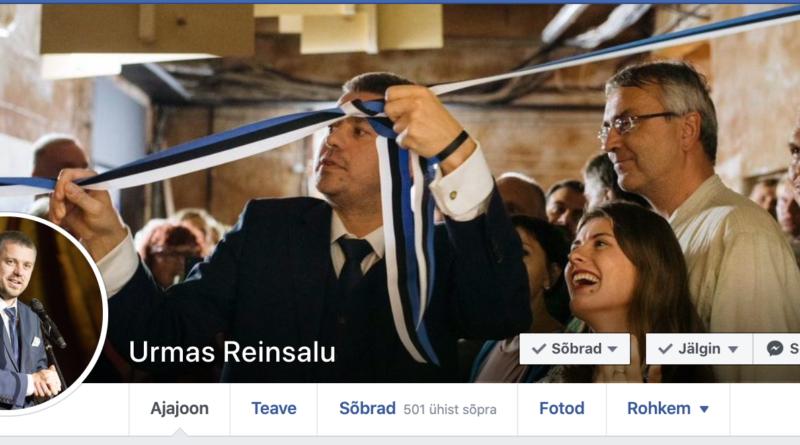 Urmas Reinsalu Eesti meediaruumist – aga kuhu jääb kaalutlev analüüs ja hoiakute mitmekesisus?