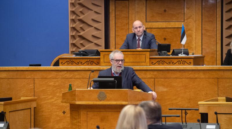 Isamaa: kõrgkoolide ingliskeelsed õppekavad ei tohi tulla eestikeelsete õppekavade arvelt