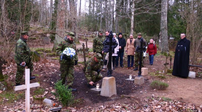 Põlvas, Räpinas ja Kanepis tähistati Vabadussõjas võidelnute mälestuspäeva