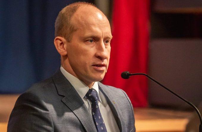 Isamaa Hiiumaa piirkonna esimeheks valiti Georg Linkov