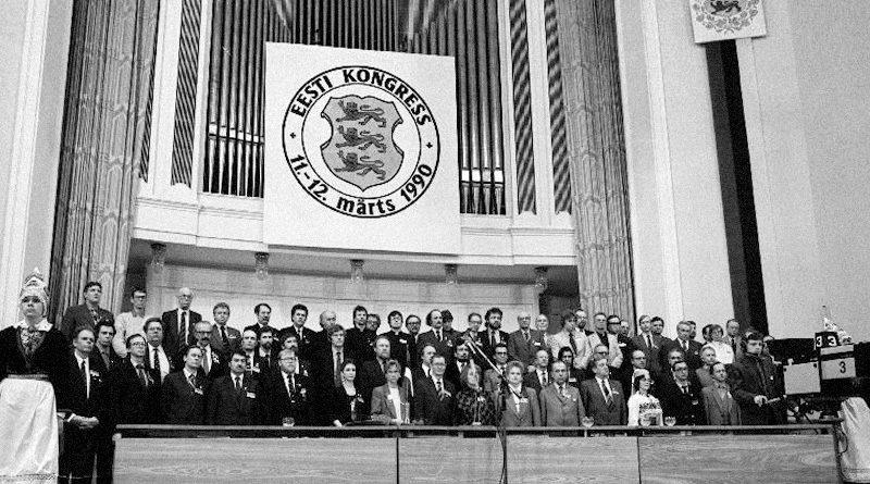 Eesti Kongress 30. Fakte ja meenutusi Eesti Kongressi tähtsusest Eesti ajaloos