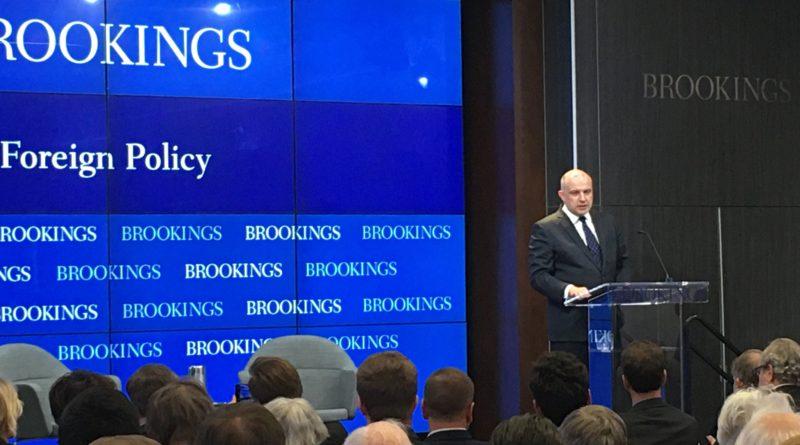 Kaitseminister Luik alustas USA visiiti