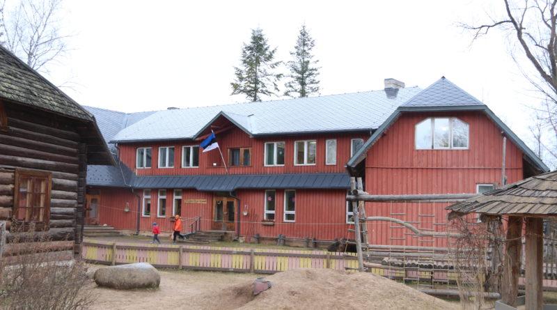 JOhannese Kool ja Lasteaed Rosmal