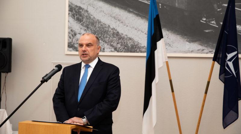 Kaitseminister Jüri Luige avaldus kriisireservi loomise kohta