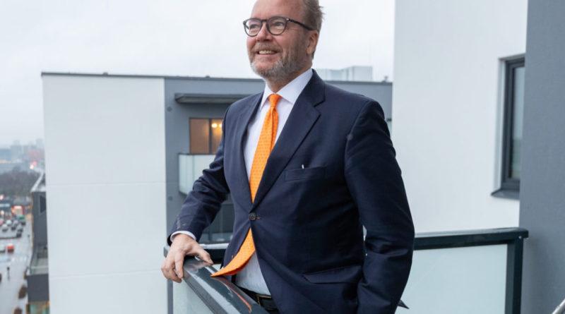 Ettevõtja Joakim Helenius liitub Isamaaga