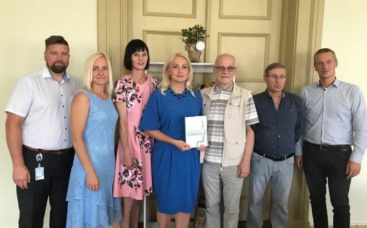 Viljandis alustas tööd Kodanikuühiskonna Sihtkapital