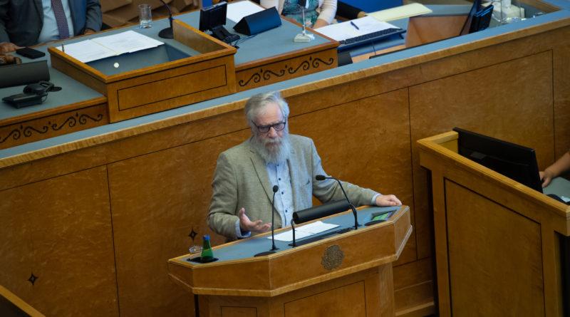 Riigikogu toetab vastu võetud avaldusega Valgevene demokraatiat ja kodanikuühiskonda
