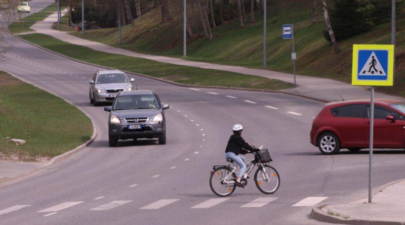 Tallinna Linnavolikogus loodi jalgrattateede toetusrühm