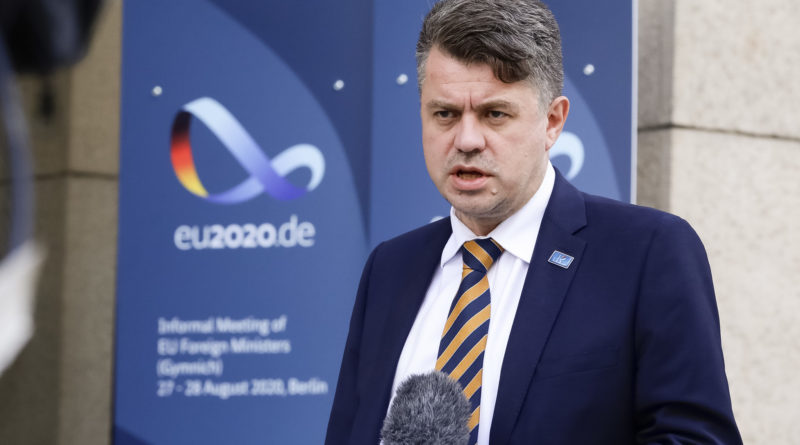 Urmas Reinsalu: Euroopa Liit peab sanktsioonide küsimuses kiiresti tegutsema
