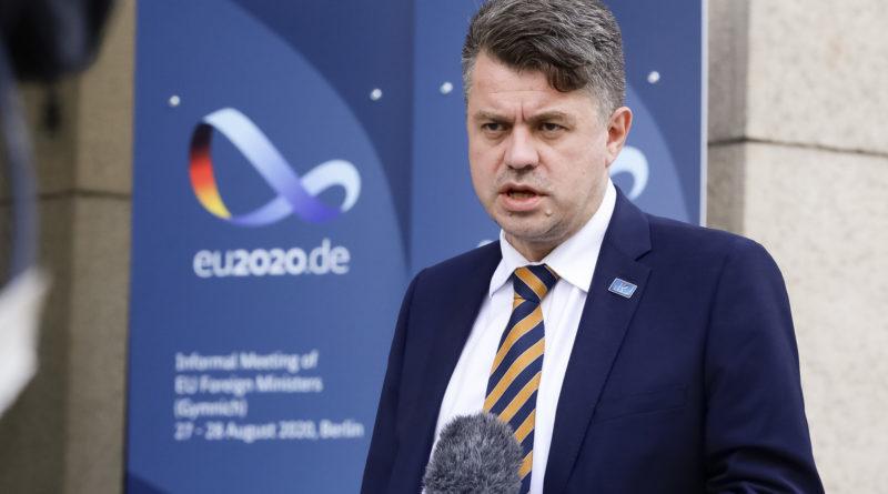Urmas Reinsalu: Eesti ei peaks toetama pagulaste kohustuslikku ümberjagamismehhanismi