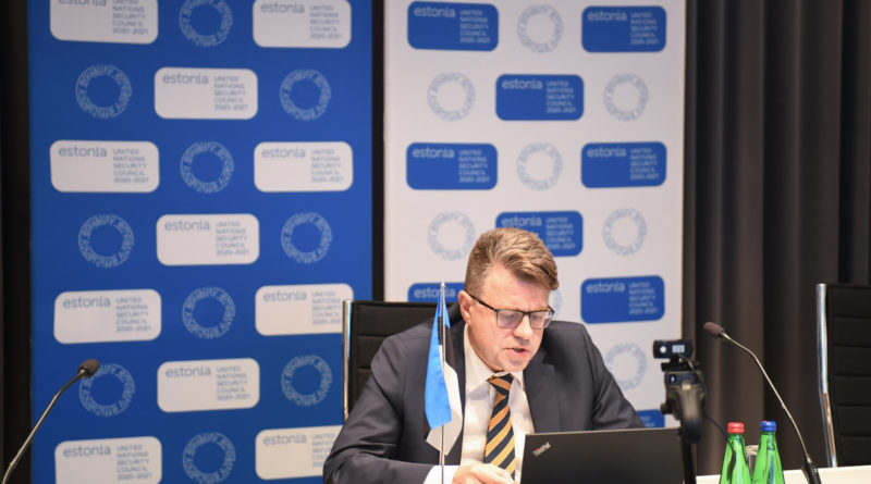 Eesti algatas ÜRO Julgeolekunõukogus arutelu Valgevenes toimuva üle