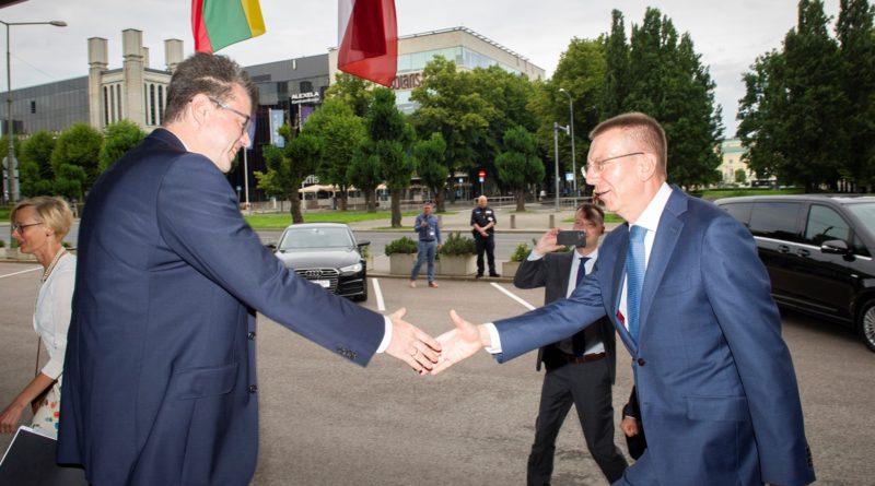Ka Eesti ja Läti kehtestavad sanktsioonid Valgevene ametiisikutele