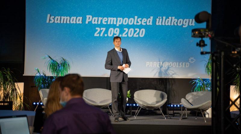 Isamaa liikmeühendus Parempoolsed: me ei toeta rahvahääletuste korraldamist