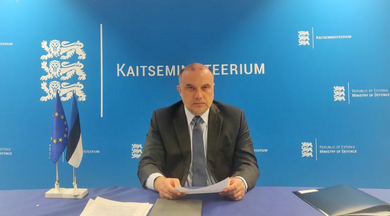 Jüri Luik: lisaraha võimaldab jätkata riigikaitse arendamist
