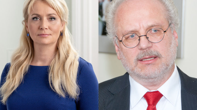 Läti president tunnustas Seimi avakõnes Eesti rahvastiku- ja perepoliitikat