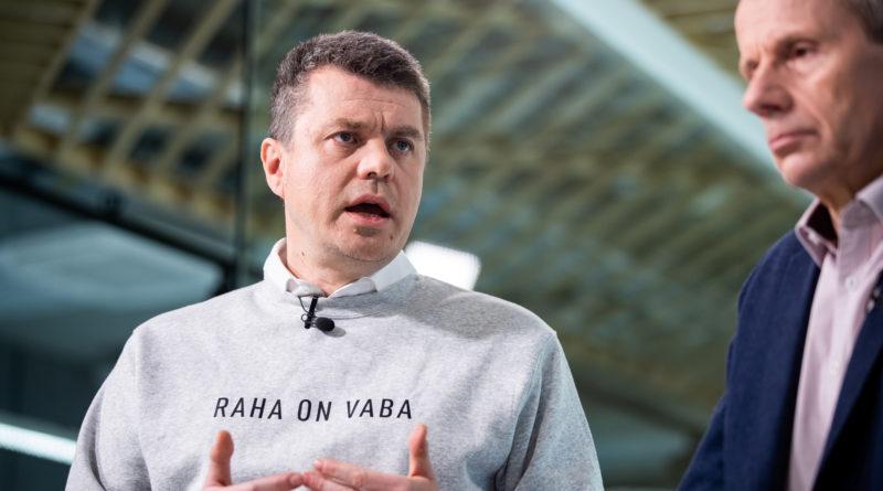 Päevaleht valis Urmas Reinsalu üheks Eesti mõjukaimaks inimeseks
