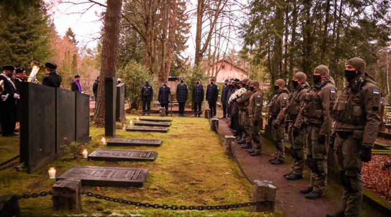 Eesti tähistab sisejulgeoleku päeva
