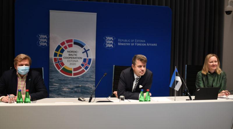 Välisminister Reinsalu väärtustab Põhjala ja Balti riikide koostööd COVID-pandeemia ajal kõrgelt