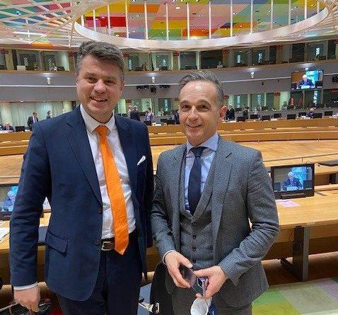 Urmas Reinsalu: Eesti diplomaatia suutis läinud aastal imesid teha