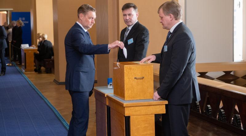 Raivo Tamm: kas Jüri Ratasel sobib kandideerida Riigikogu esimeheks?