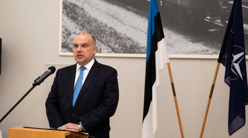 Jüri Luik lahkub Riigikogust ja naaseb välisteenistusse
