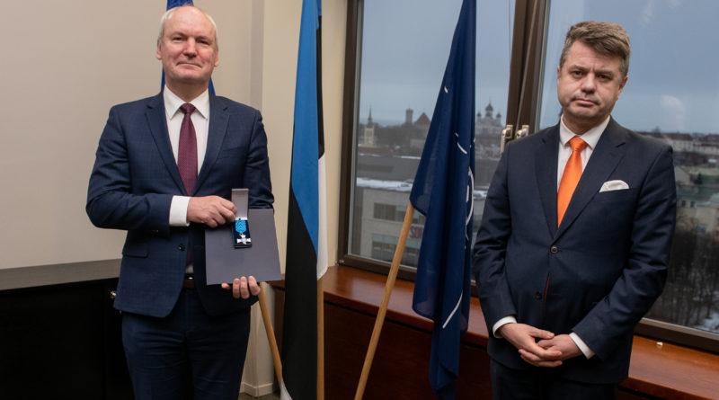 Tallinna ettevõtlusdirektor Mart Luik: Ülemiste vanake ei saa kunagi pensionile