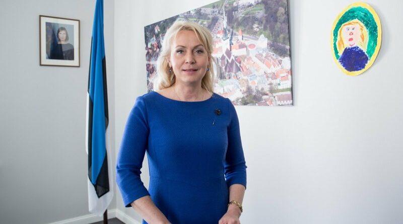 Riina Solman: riik peab pakkuma lastevanematele turvatunnet ja toetama nende unistusi pere loomisel