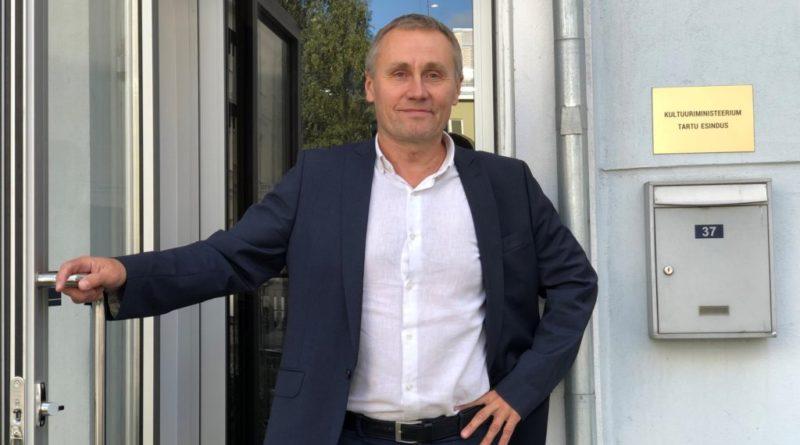 Tõnis Lukas valiti Eesti Kirjandusmuuseumi direktoriks