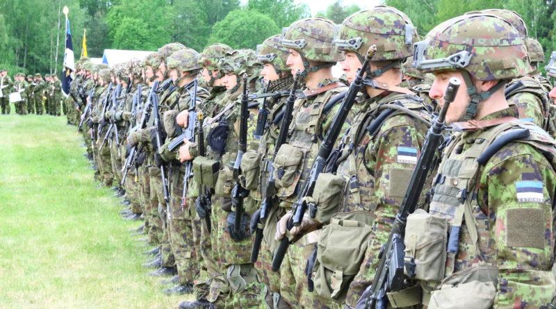 Kaitseressursside Ameti kutsel asub isamaad kaitsma ligi 2000 noort