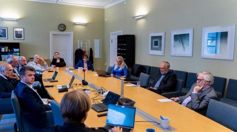 Isamaa Erakonna viie liikmeühenduse juhid ootavad presidendilt fookuse seadmist eesti rahvuse ja kultuuri kaitsmisele