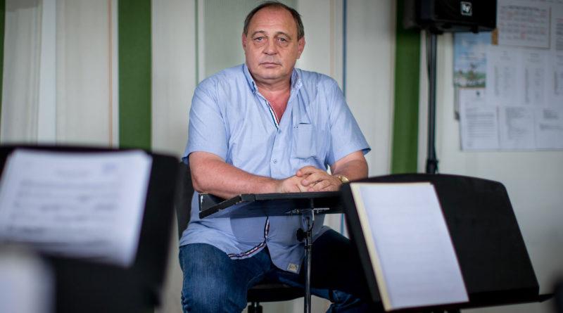 Kauaaegne kaitseväe orkestri peadirigent Peeter Saan kandideerib Tallinnas Isamaa nimekirjas